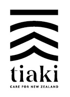 Tiaki New Zealand logo